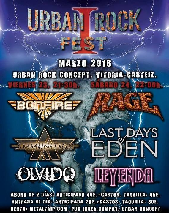 urban rock fest cartel