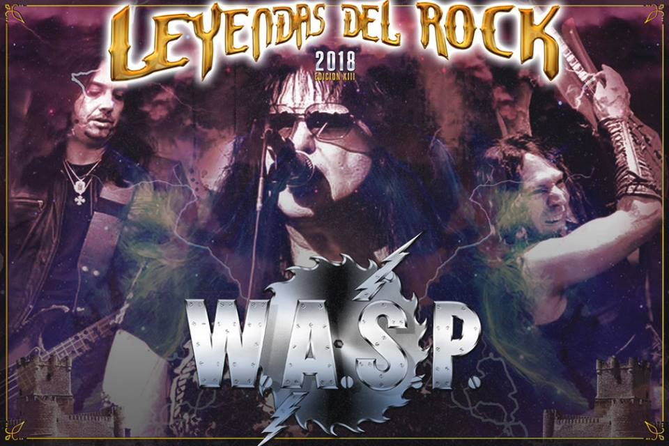 wasp - leyendas