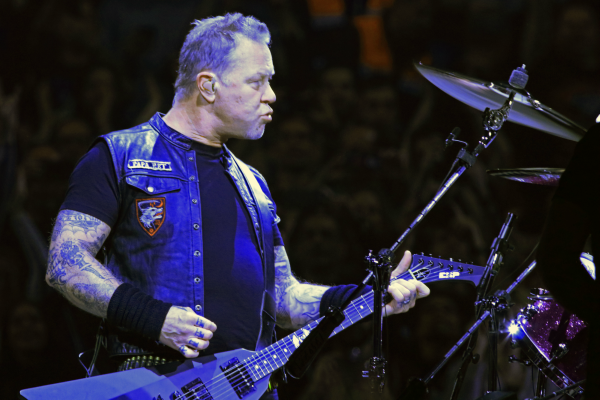 Metallica Madrid pic 3