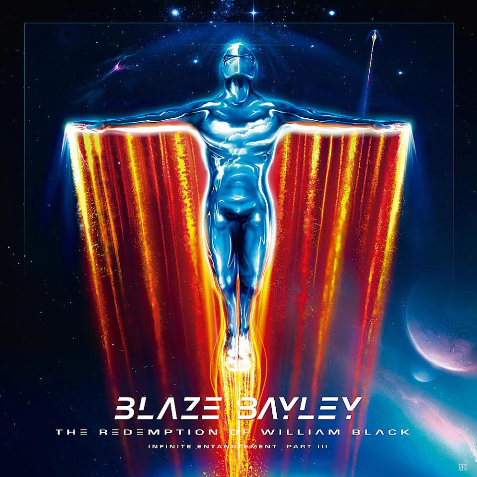 blaze bayley - the redemption
