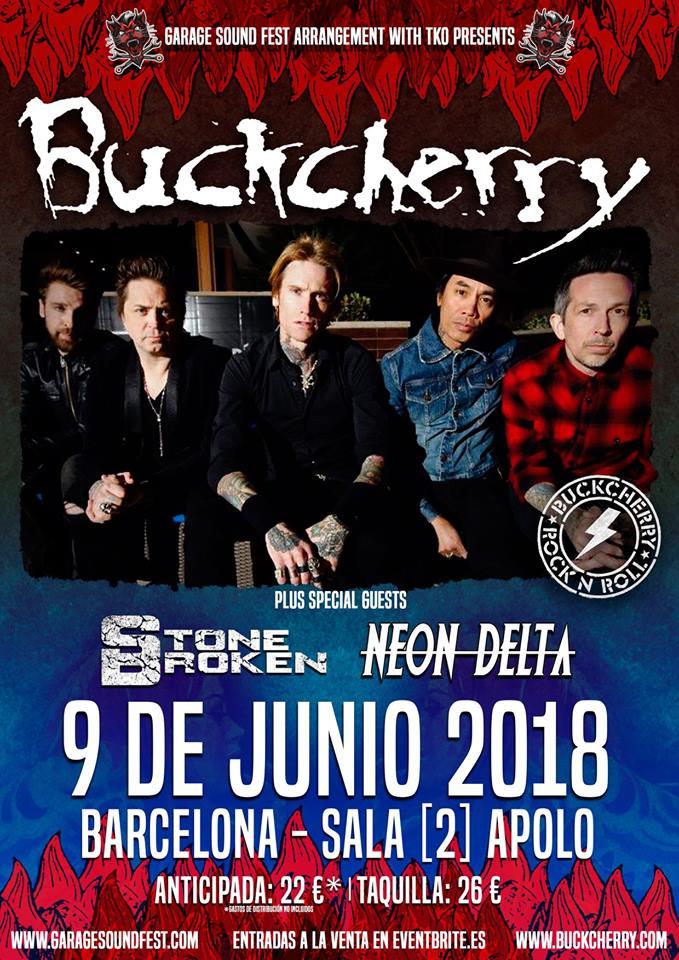 buckcherry cartel