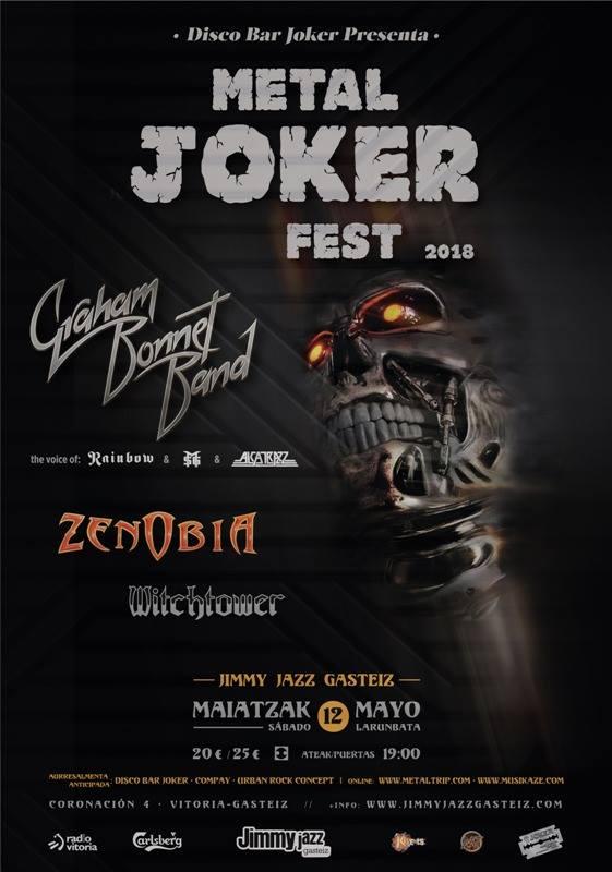 metal joker fest cartel