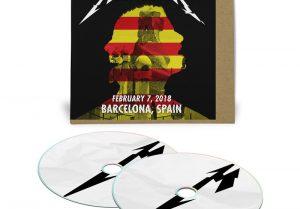 metallica - barcelona cd