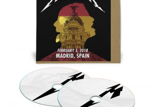 metallica - madrid cd pic 2