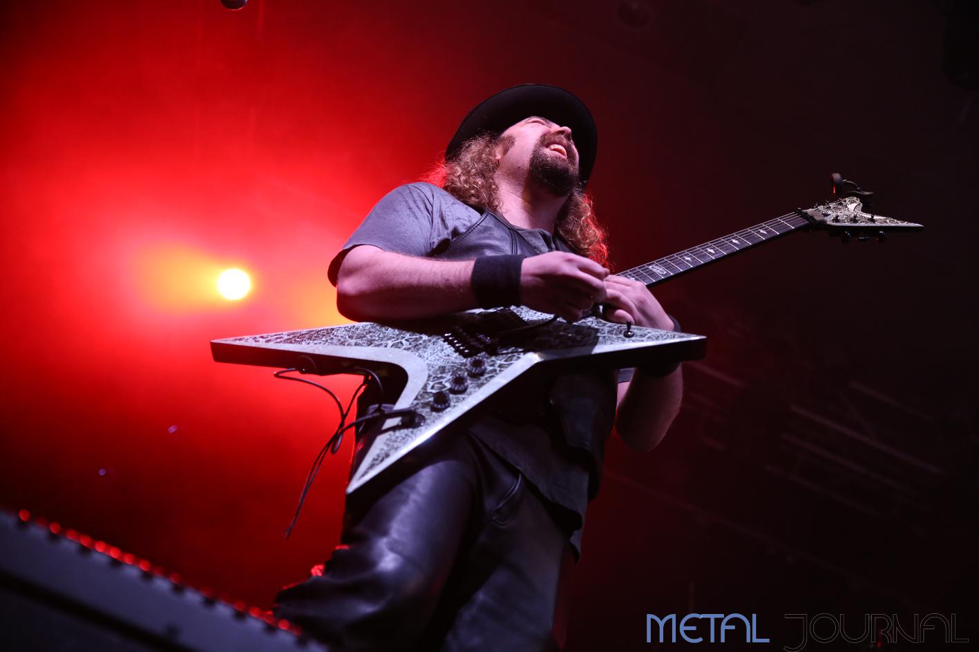 midnight eternal - metal journal bilbao 2018 pic 3