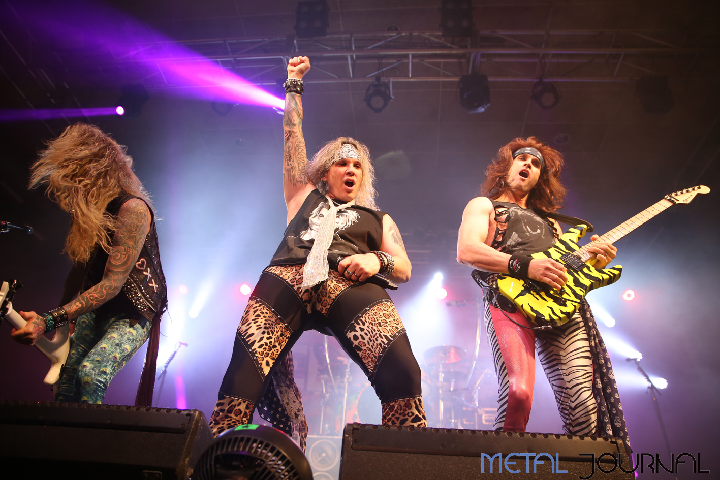 steel panther bilbao18 metal journal pic 1