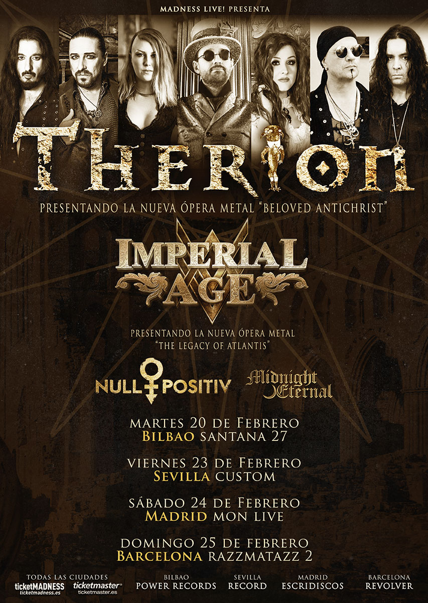 therion gira cartel