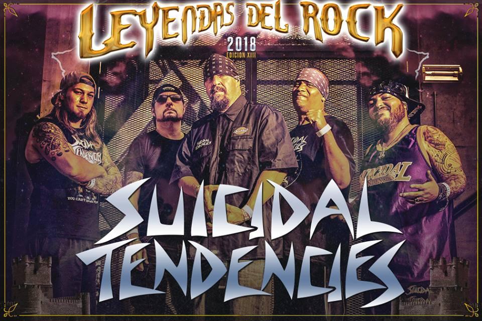 leyendas del rock - suicidal tendencies