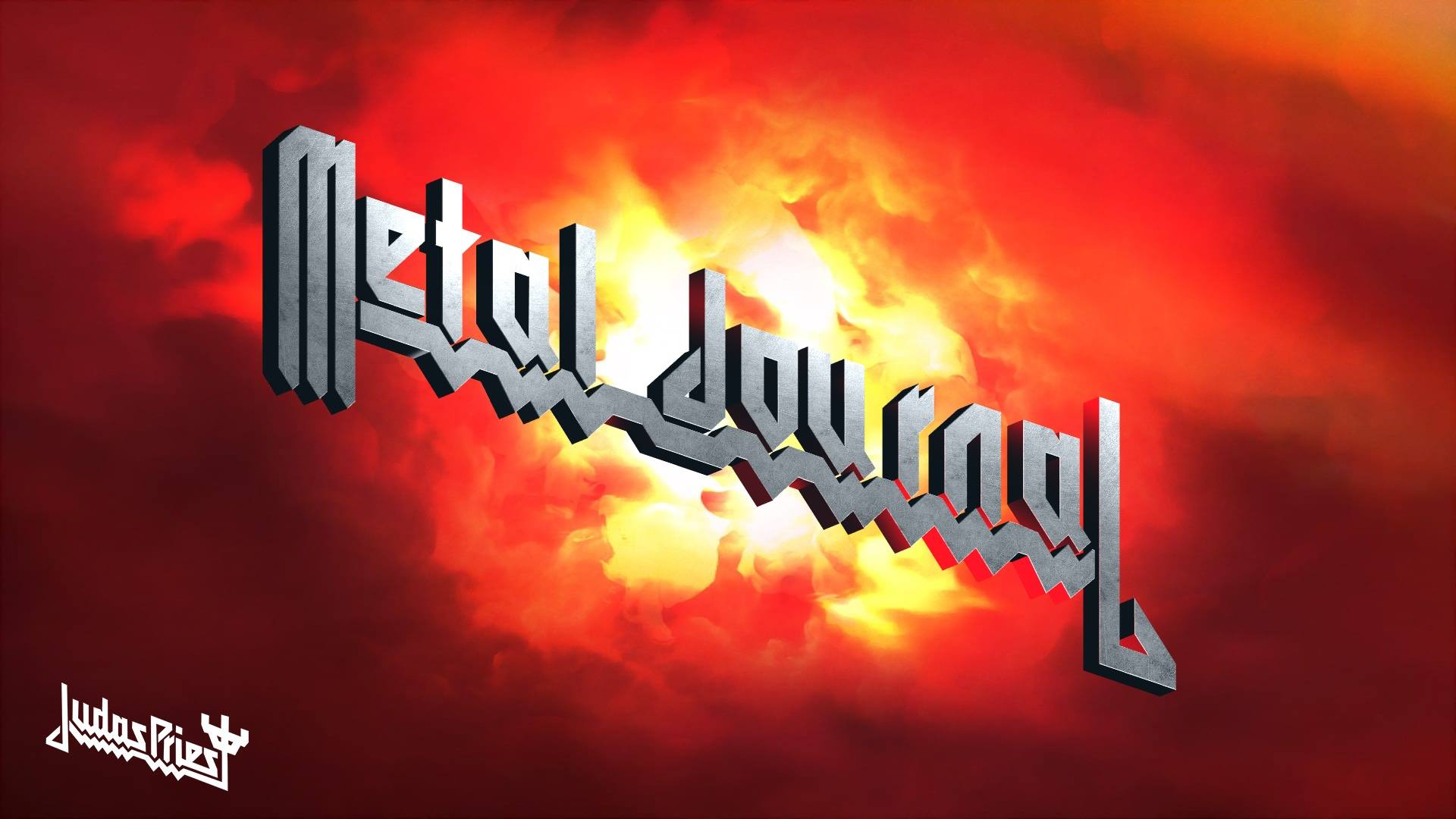 metal journal logo judas priest