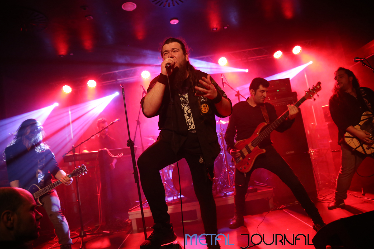 olvido 2018 - metal journal pic 1