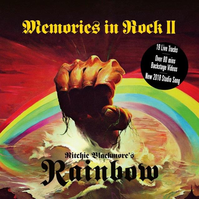 rainbow-memories in rock II