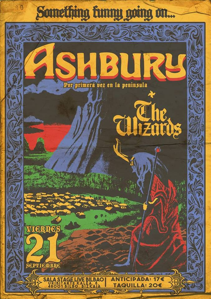 ashbury bilbao