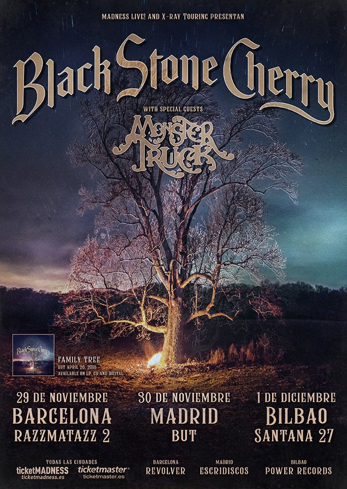 black stone cherry - cartel