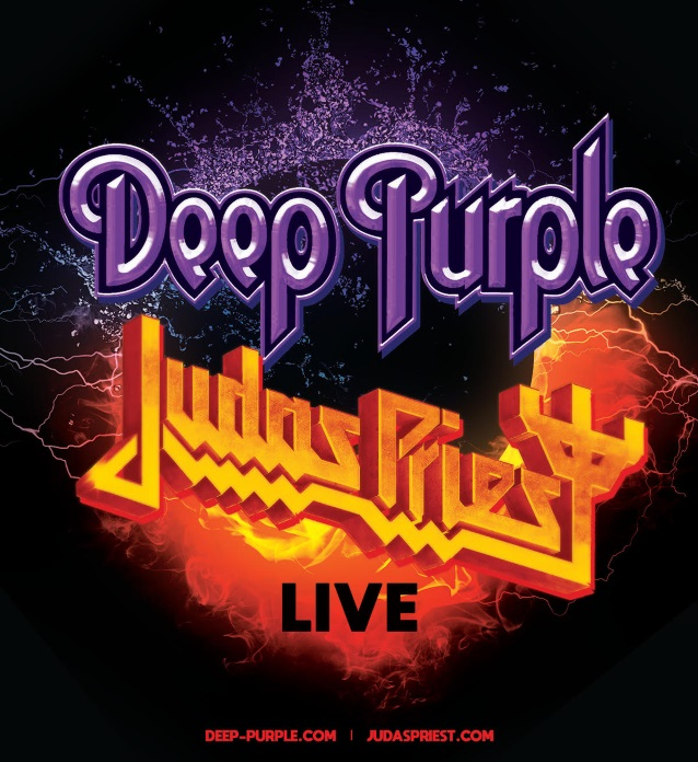 deep purple - judas priest pic 2