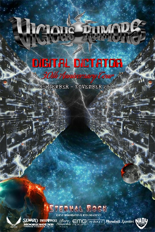 digital dictator tour