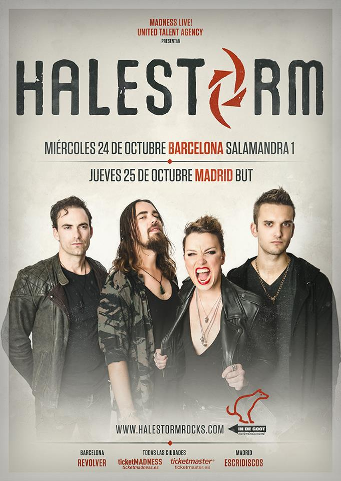 halestorm cartel abril