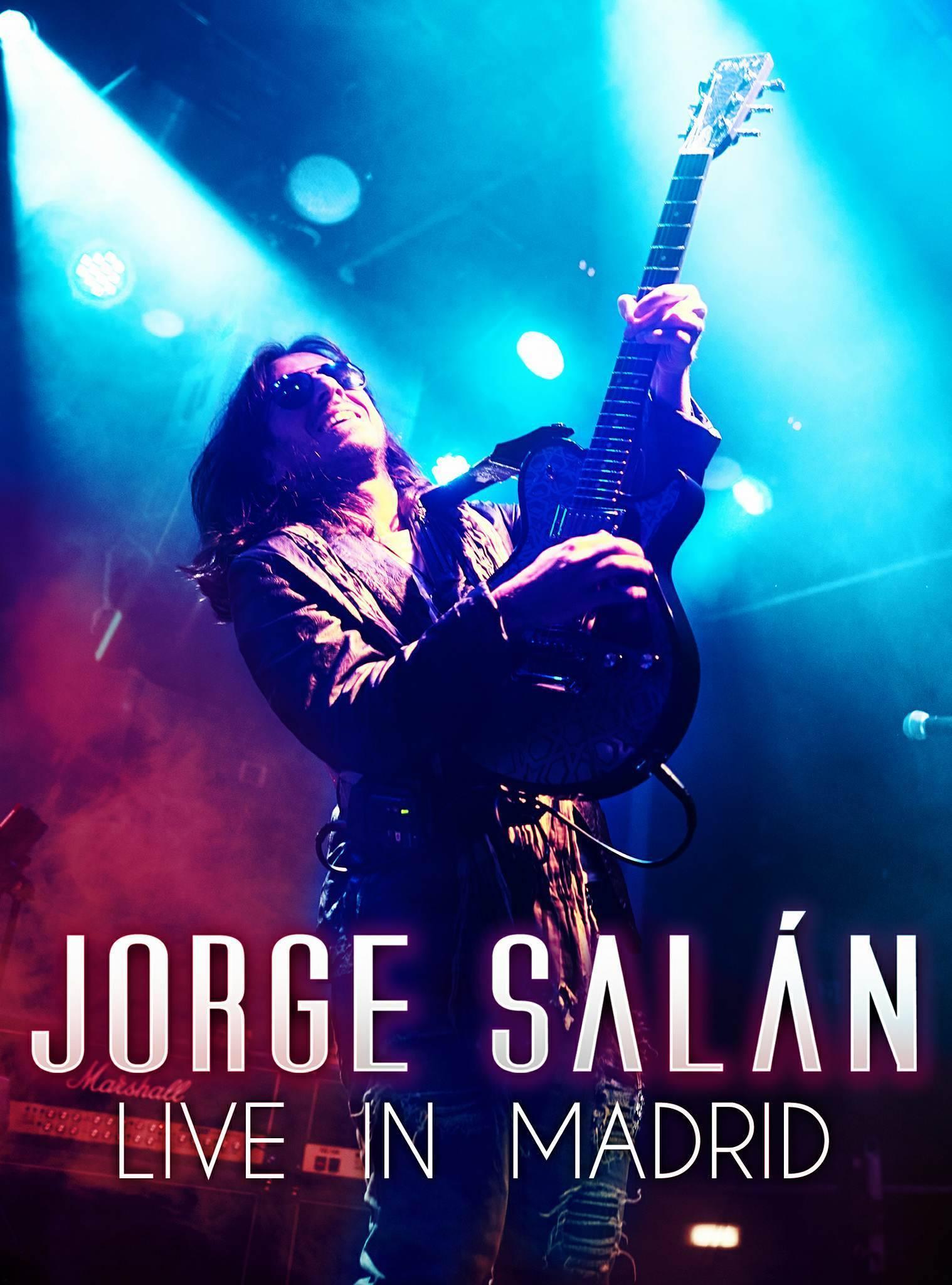 jorge salan - live in madrid