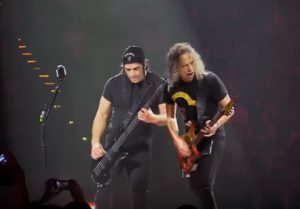 metallica - hamburgo