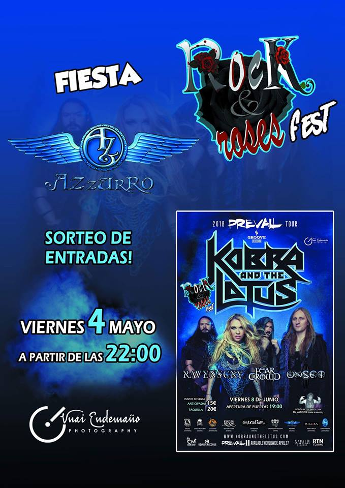 fiesta rock & roses pic 1