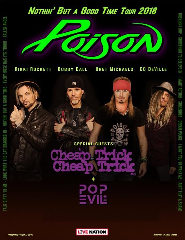 poison tour
