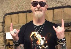 Rob halford - glenn tipton tshirt