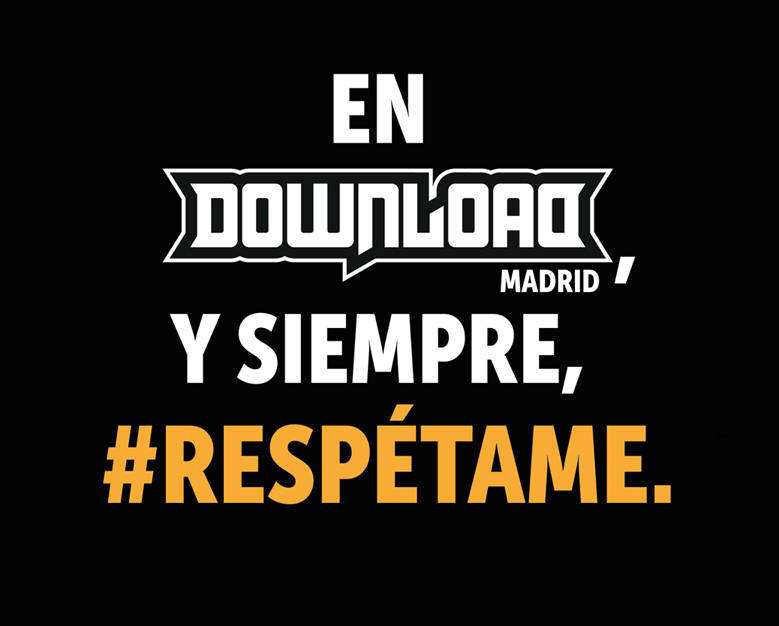 download festival madrid - acoso sexual