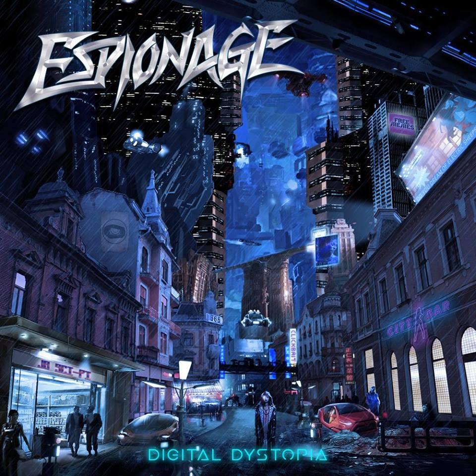 espionage - digital dystopia