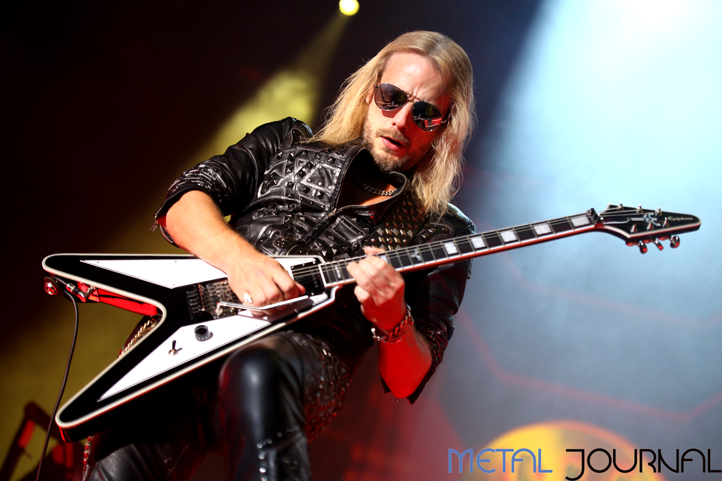 judas priest - metal journal barakaldo 2018 pic 3