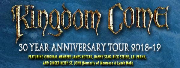 kingdom come tour 2018