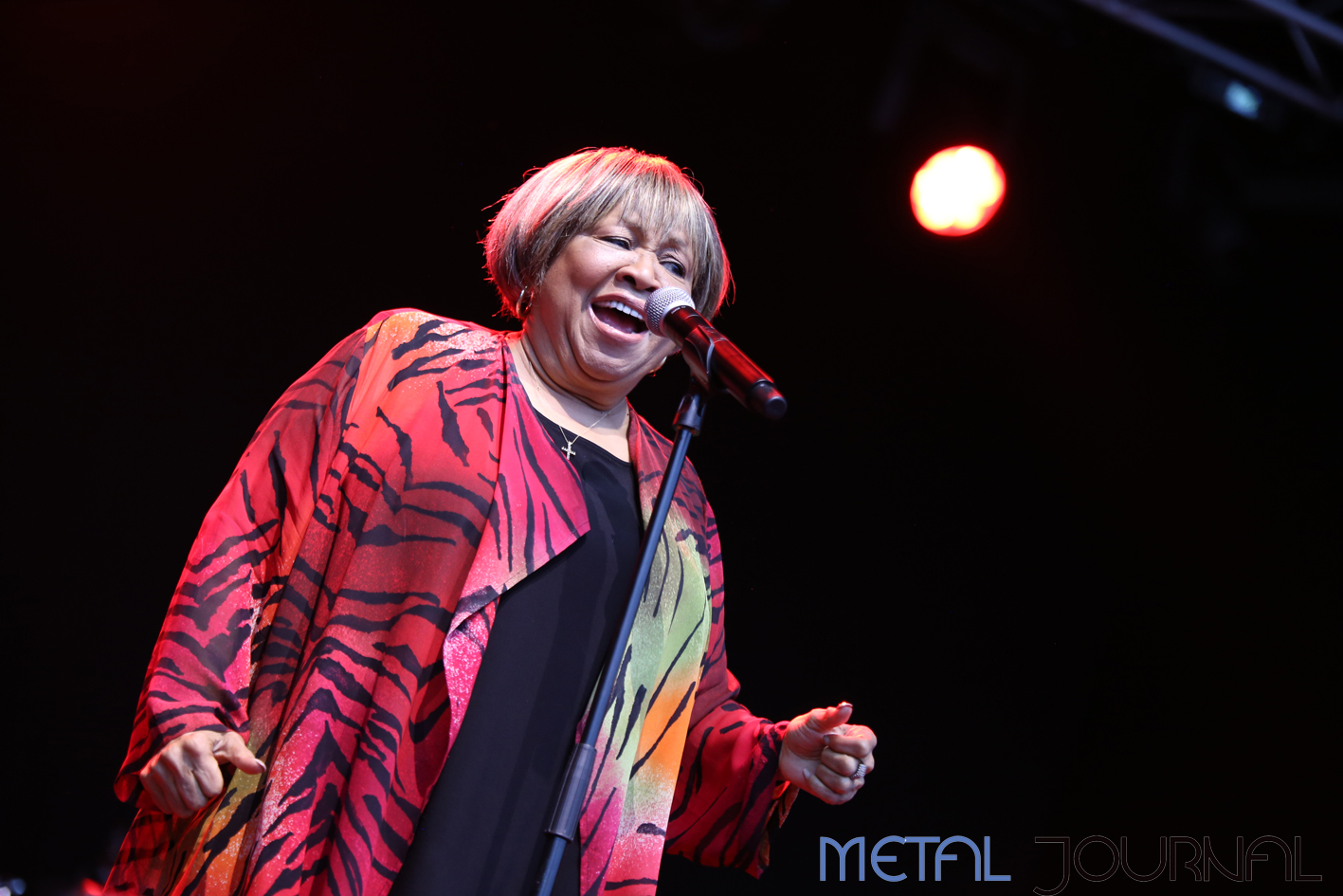 mavis staples - bbk legends 2018 pic 1