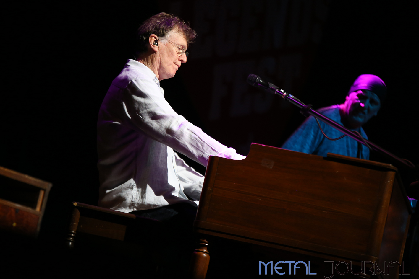 steve winwood - bbk legends 2018 pic 5
