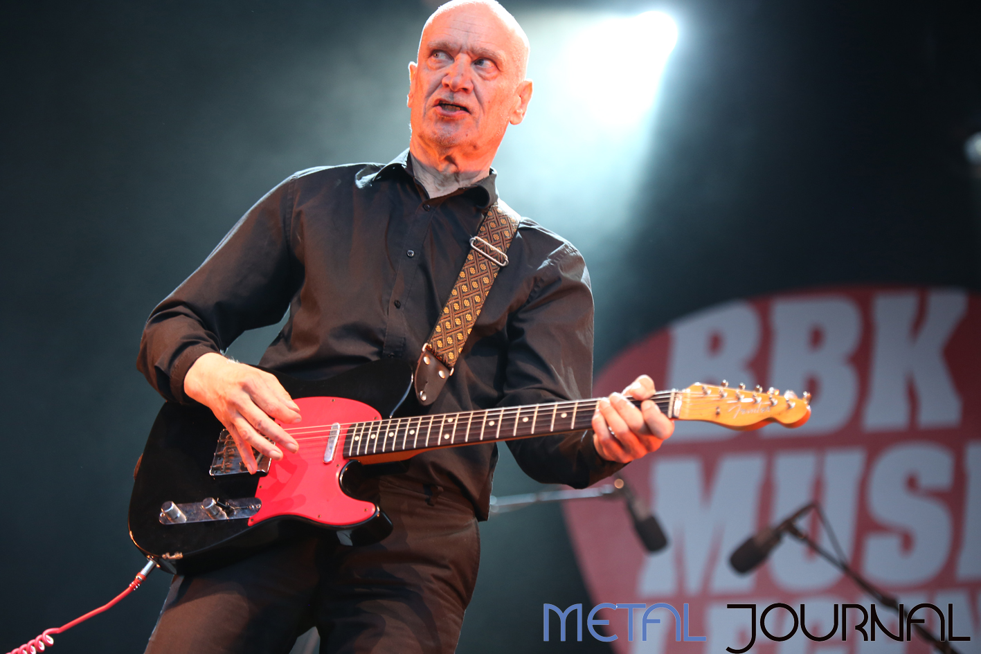 wilko johnson - bbk legends 2018 pic 2