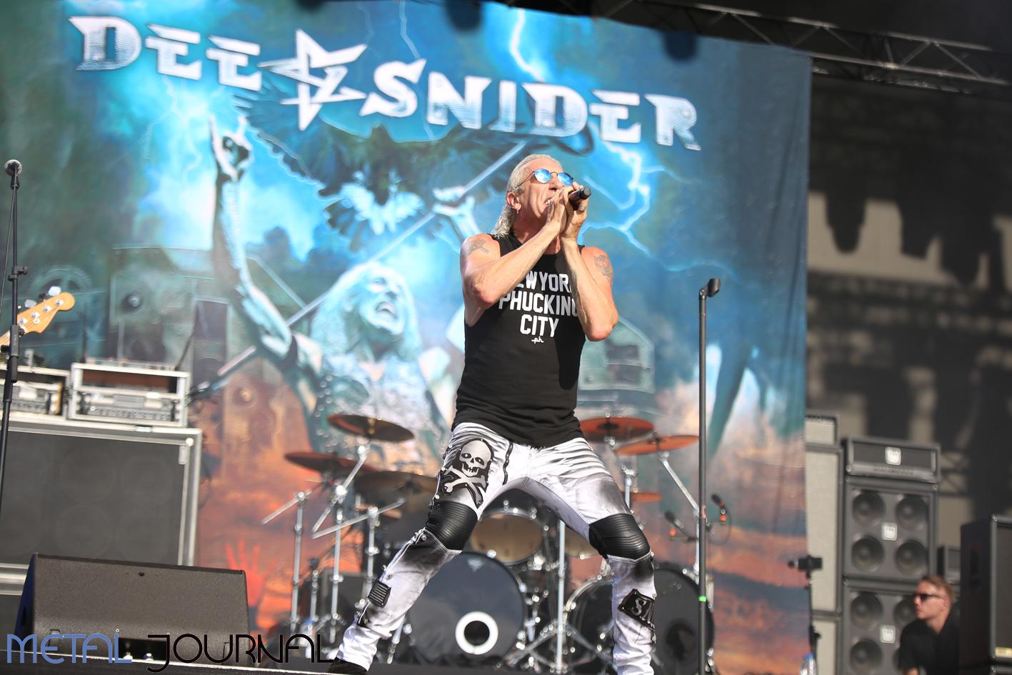 dee snider rock fest 18 - metal journal pic 5