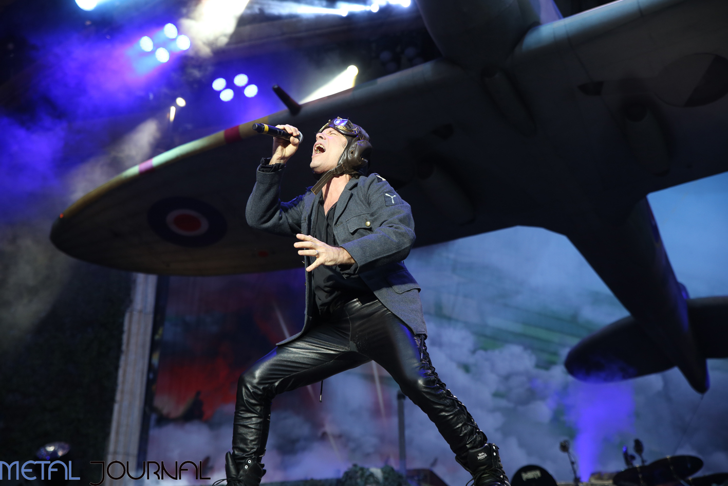 iron maiden - wanda metropolitano metal journal 2018 pic 4
