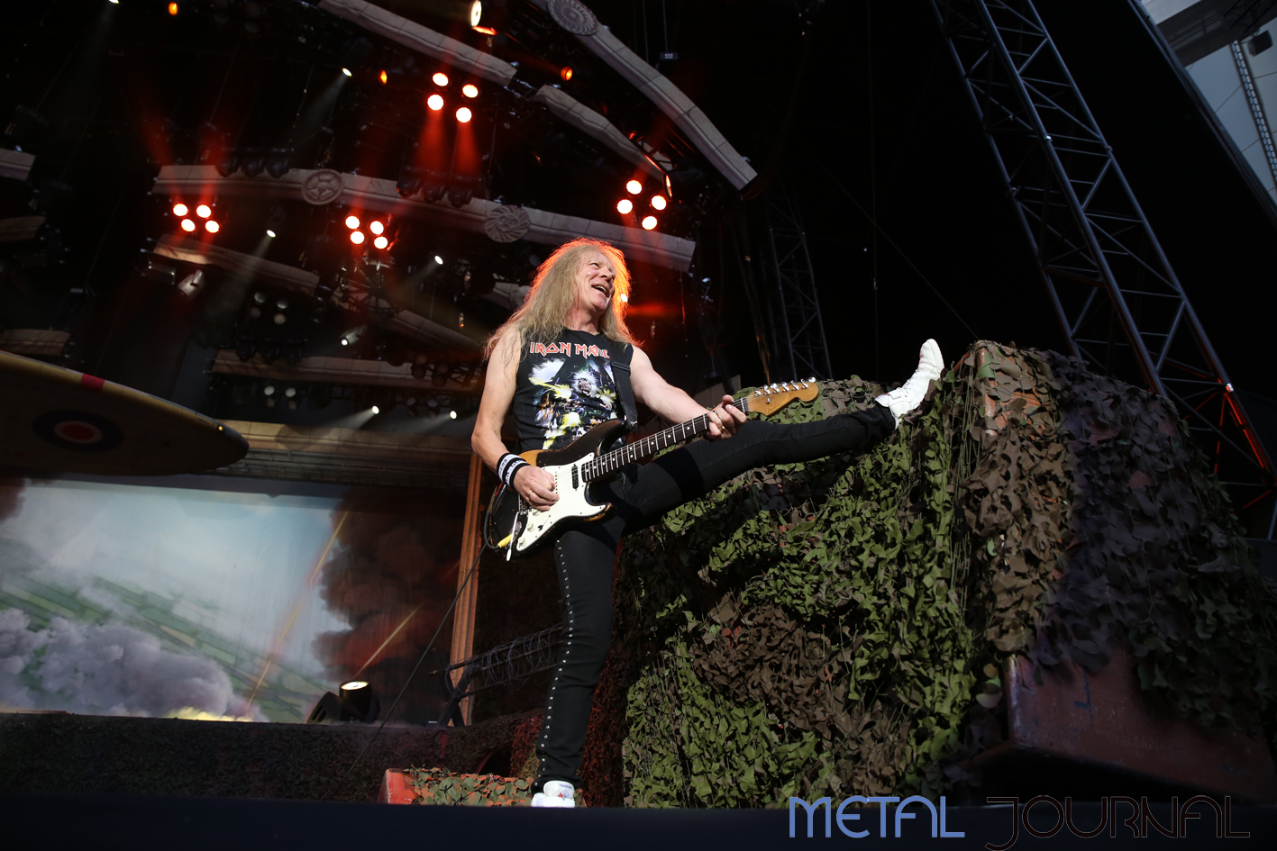 iron maiden - wanda metropolitano metal journal 2018 pic 9