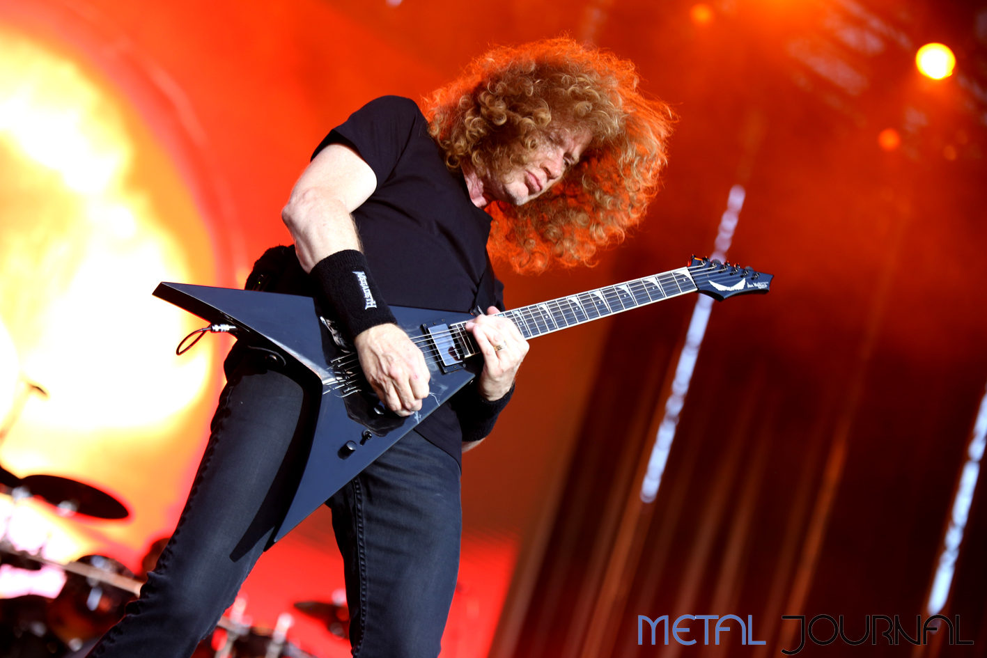 megadeth rock fest 18 - metal journal pic 1