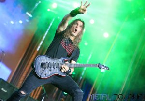 megadeth rock fest 18 - metal journal pic 2