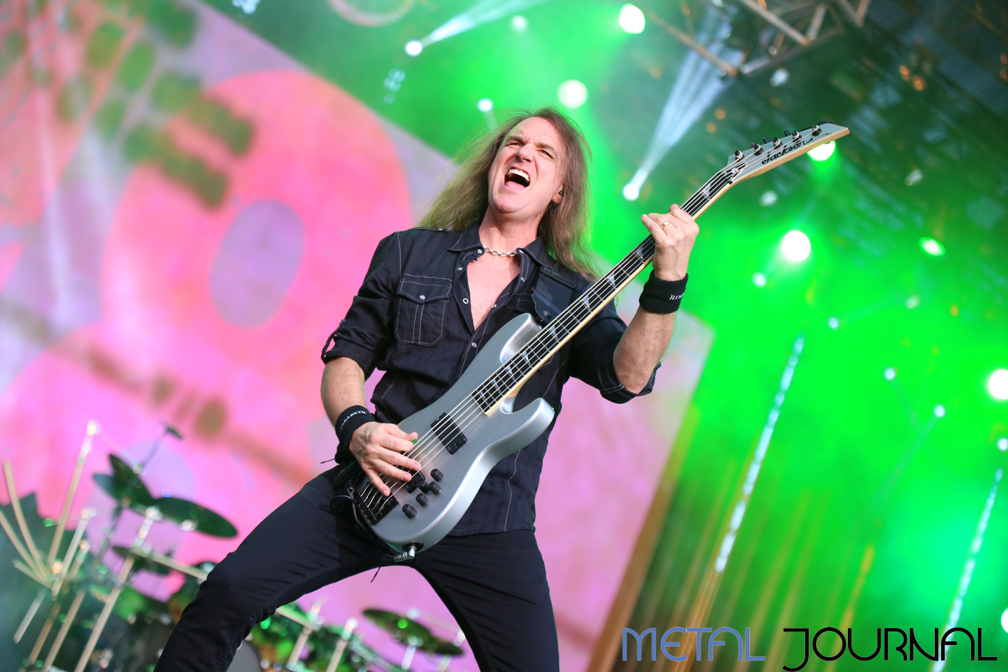 megadeth rock fest 18 - metal journal pic 3