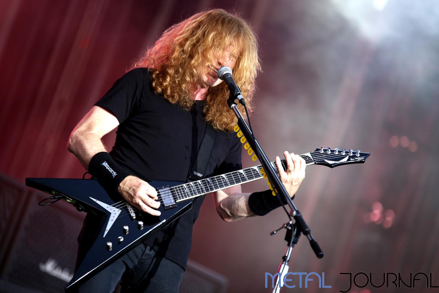 megadeth rock fest 18 - metal journal pic 5