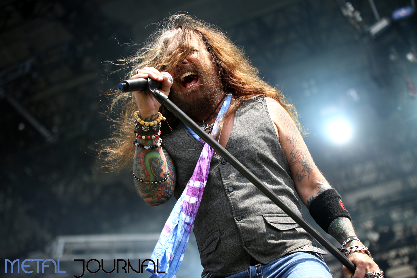 the dead daisies rock fest 18 - metal journal pic 4