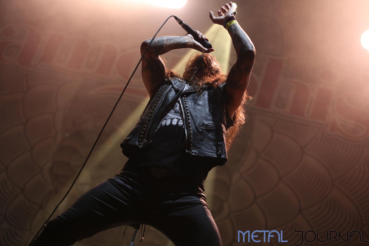 amorphis - leyendas del rock 2018 pic 1