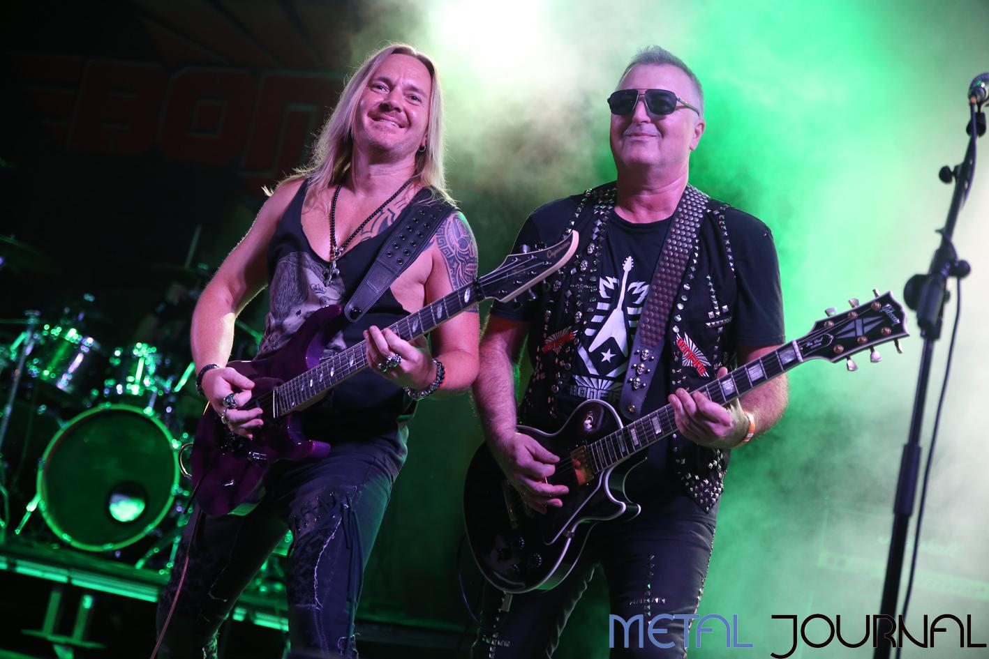 bonfire - leyendas del rock 2018 pic 2