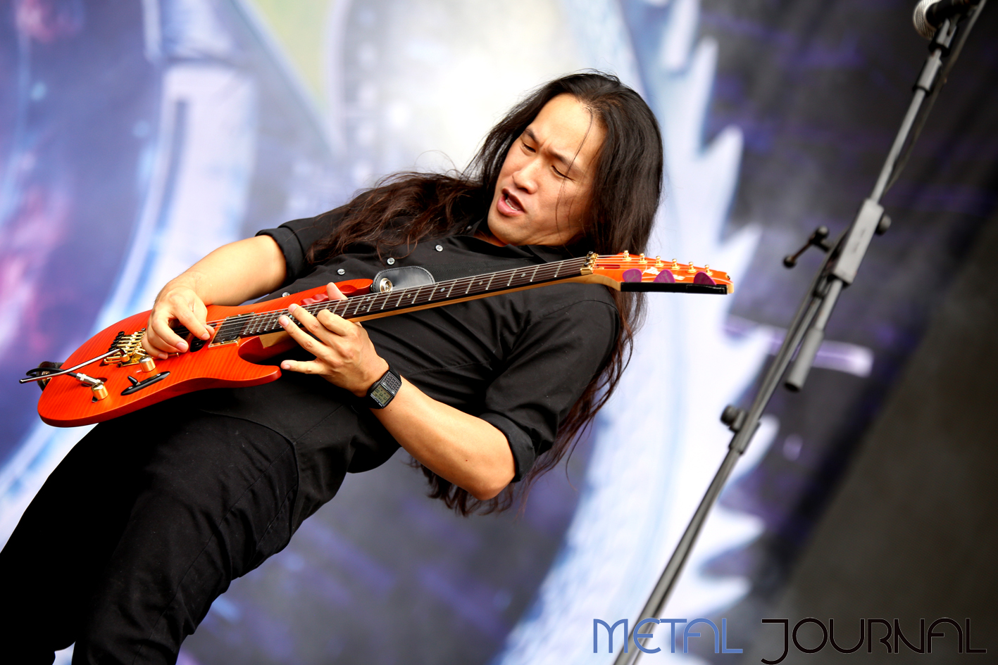 dragonforce - leyendas del rock 2018 pic 1