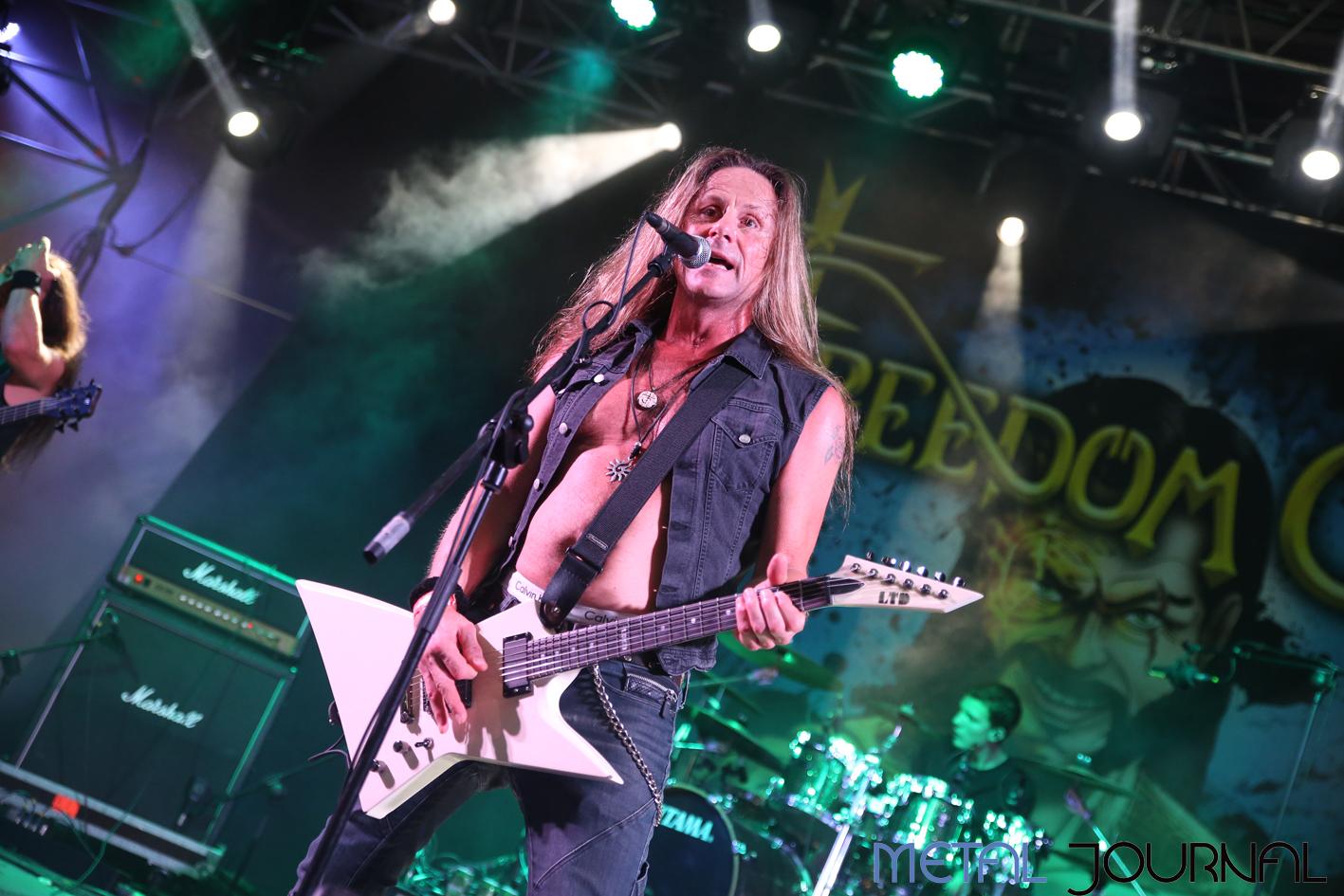 freedom call - leyendas del rock 2018 pic 1