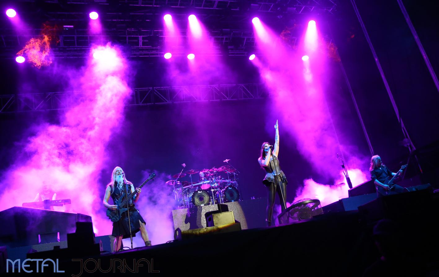 nightwish - leyendas del rock 2018 pic 8