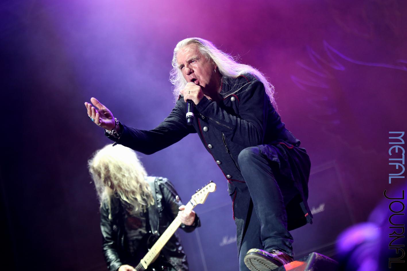 saxon - leyendas del rock 2018 pic 1