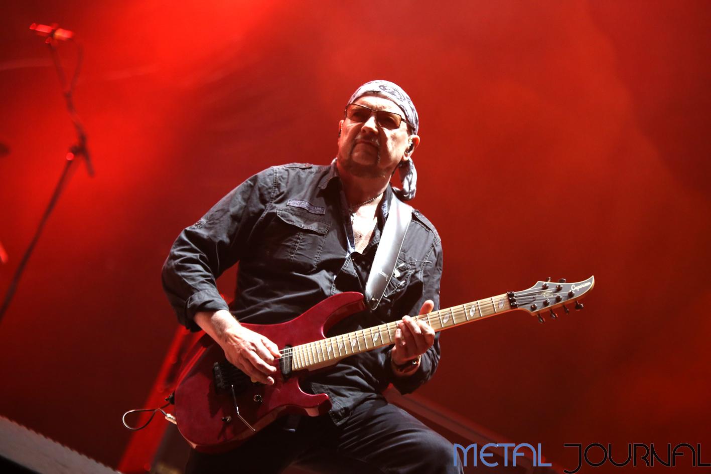 saxon - leyendas del rock 2018 pic 2