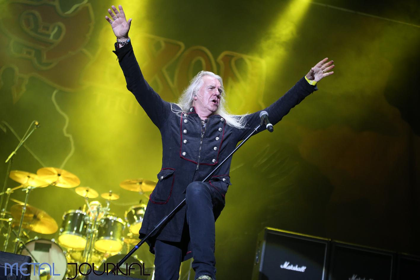 saxon - leyendas del rock 2018 pic 3
