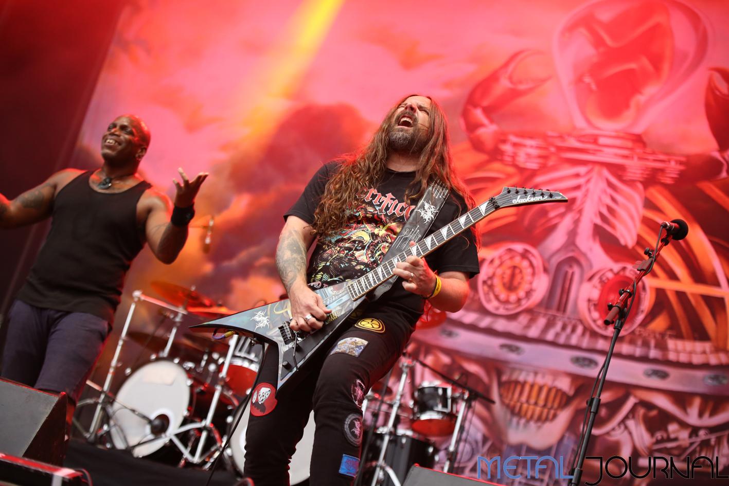 sepultura - leyendas del rock 2018 pic 1