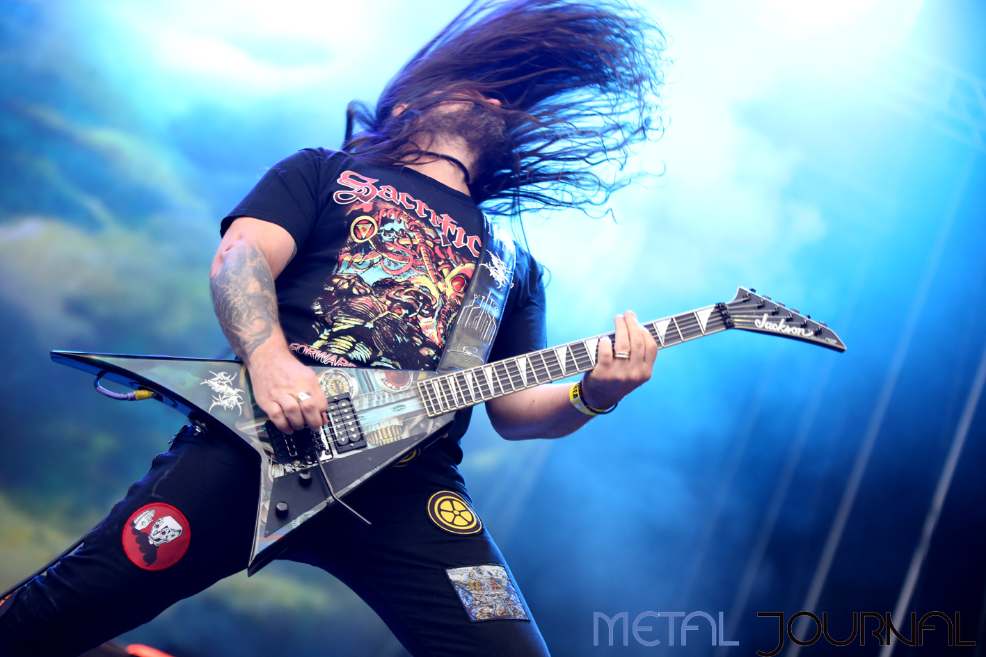 sepultura - leyendas del rock 2018 pic 3